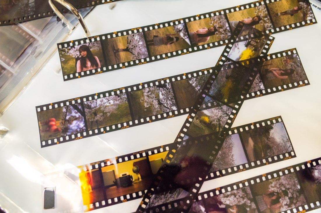 Fujifilm Color Positive Film