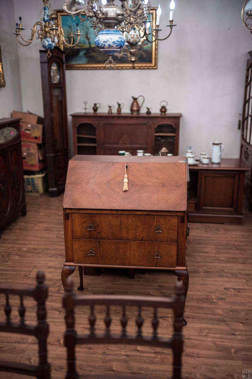 what kind of story do you see with antiques?