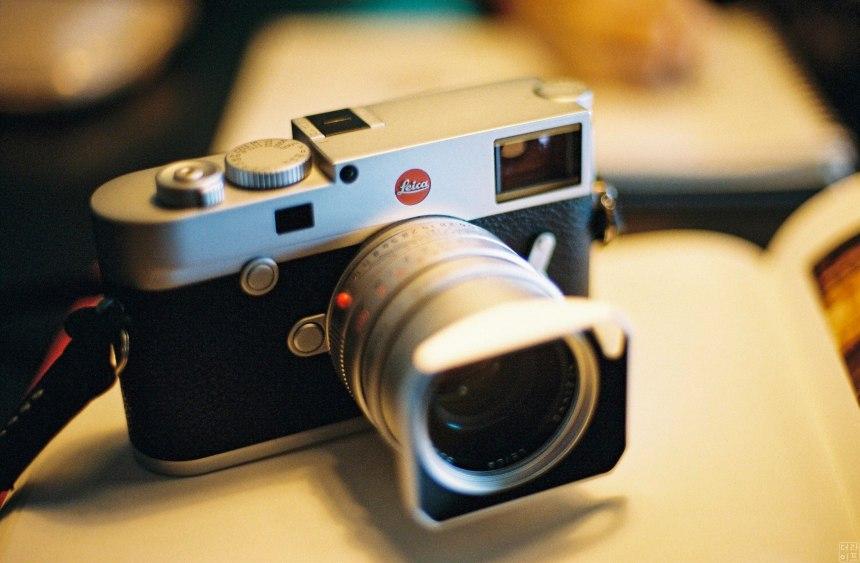 수동필름카메라, 라이카 M6