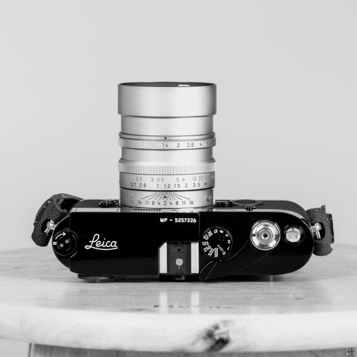 라이카 MP 필름카메라