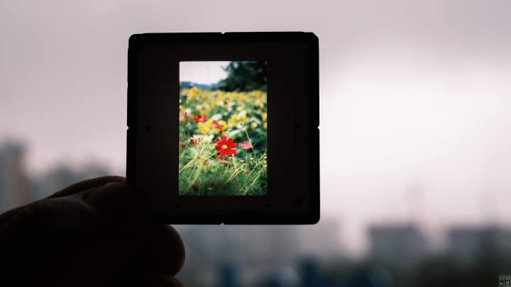 슬라이드 필름