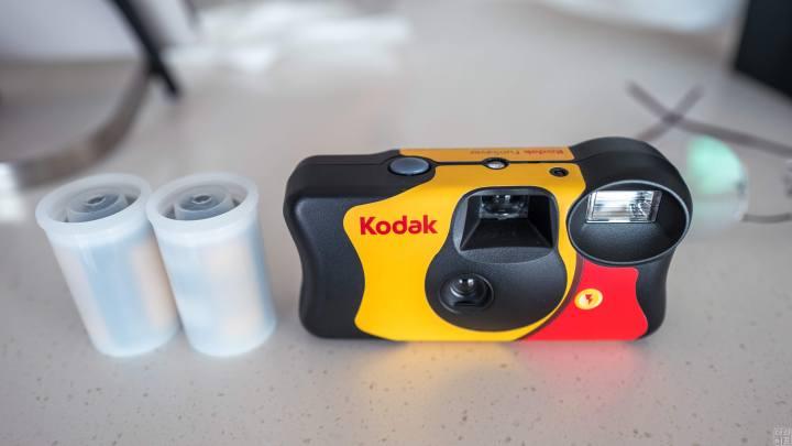 일회용 필름카메라