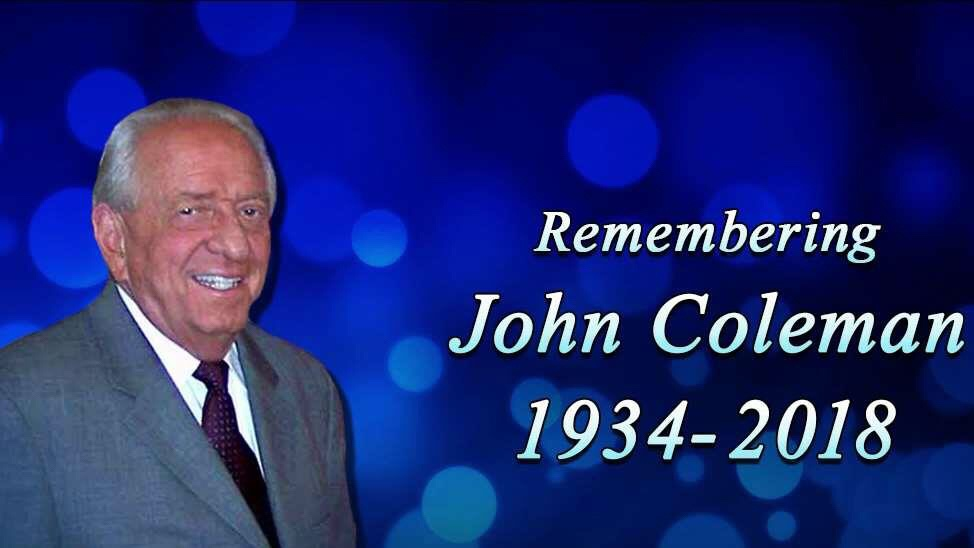 John Coleman, Started Weather Channel, first Good Morning
