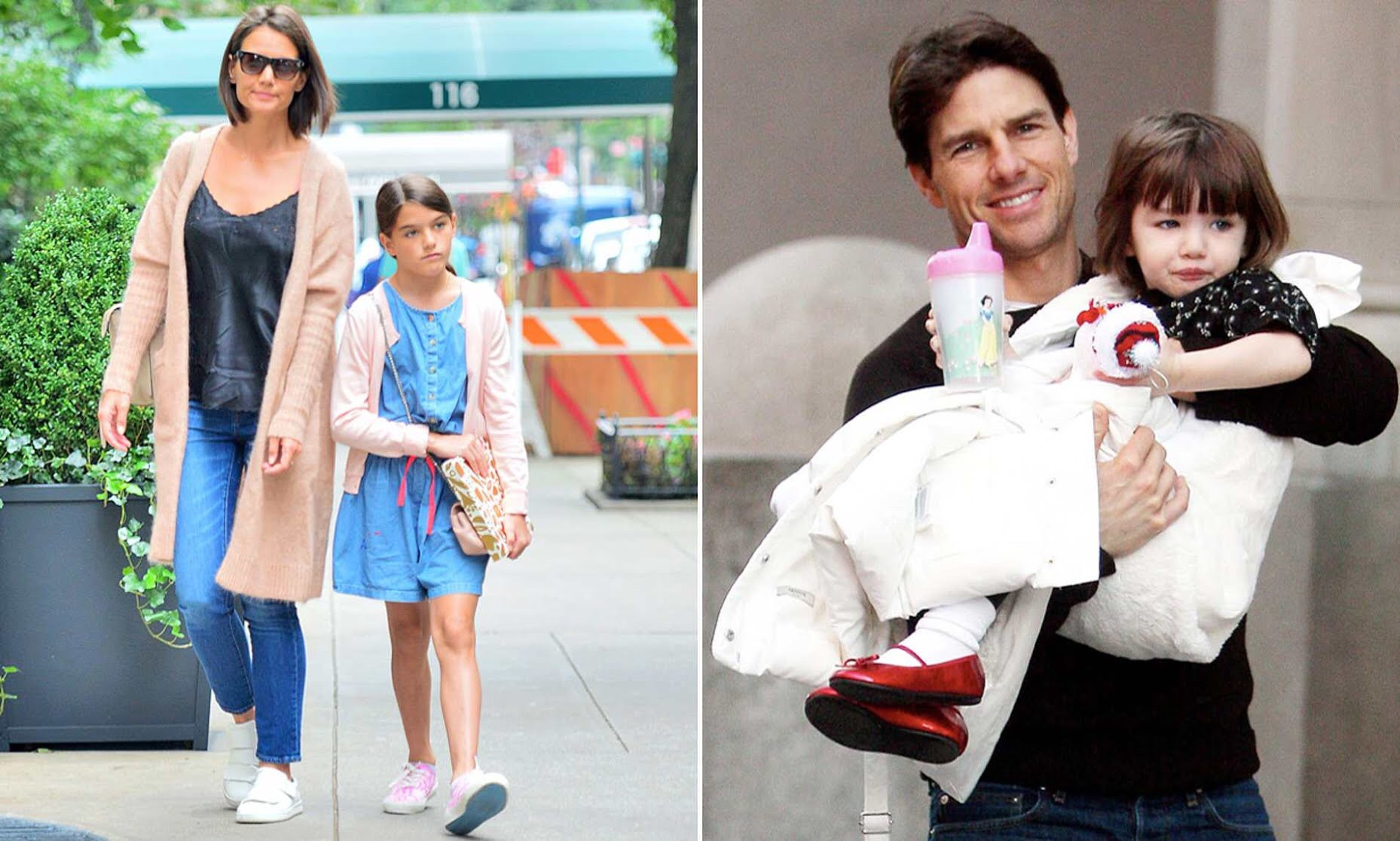 Tom Cruise 'hasn't seen daughter Suri in years' as ex-wives Katie ...