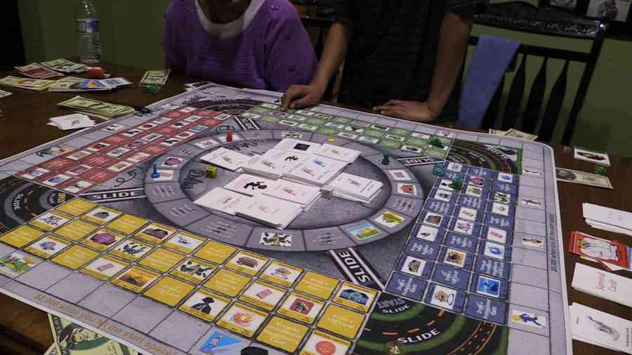 The Life Card Board Game   Salt Lake City  ut The Life Card board game will allow players to choose their path in the game   Choices that will undoubtedly effect the outcome of the game