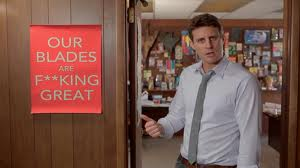 Dollar Shave Club Host Mike is a good seller