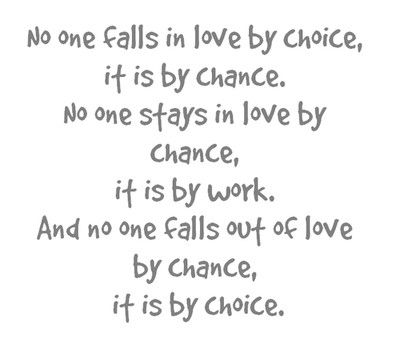 Simple love quote