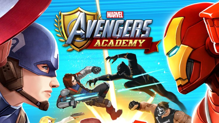 Best of 5 Marvel Android Games