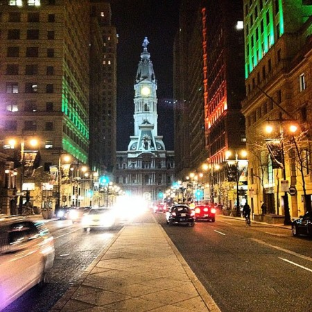 PhiladelphiaCity Hall by Emma via trover.com