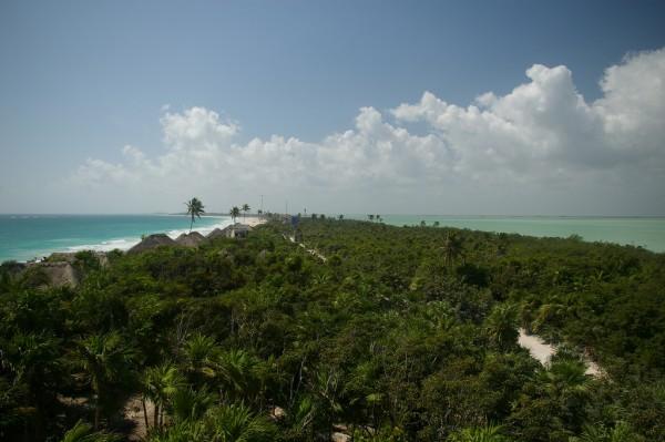 Sian Ka'an Biosphere Reserve by Tim Gage via Flickr
