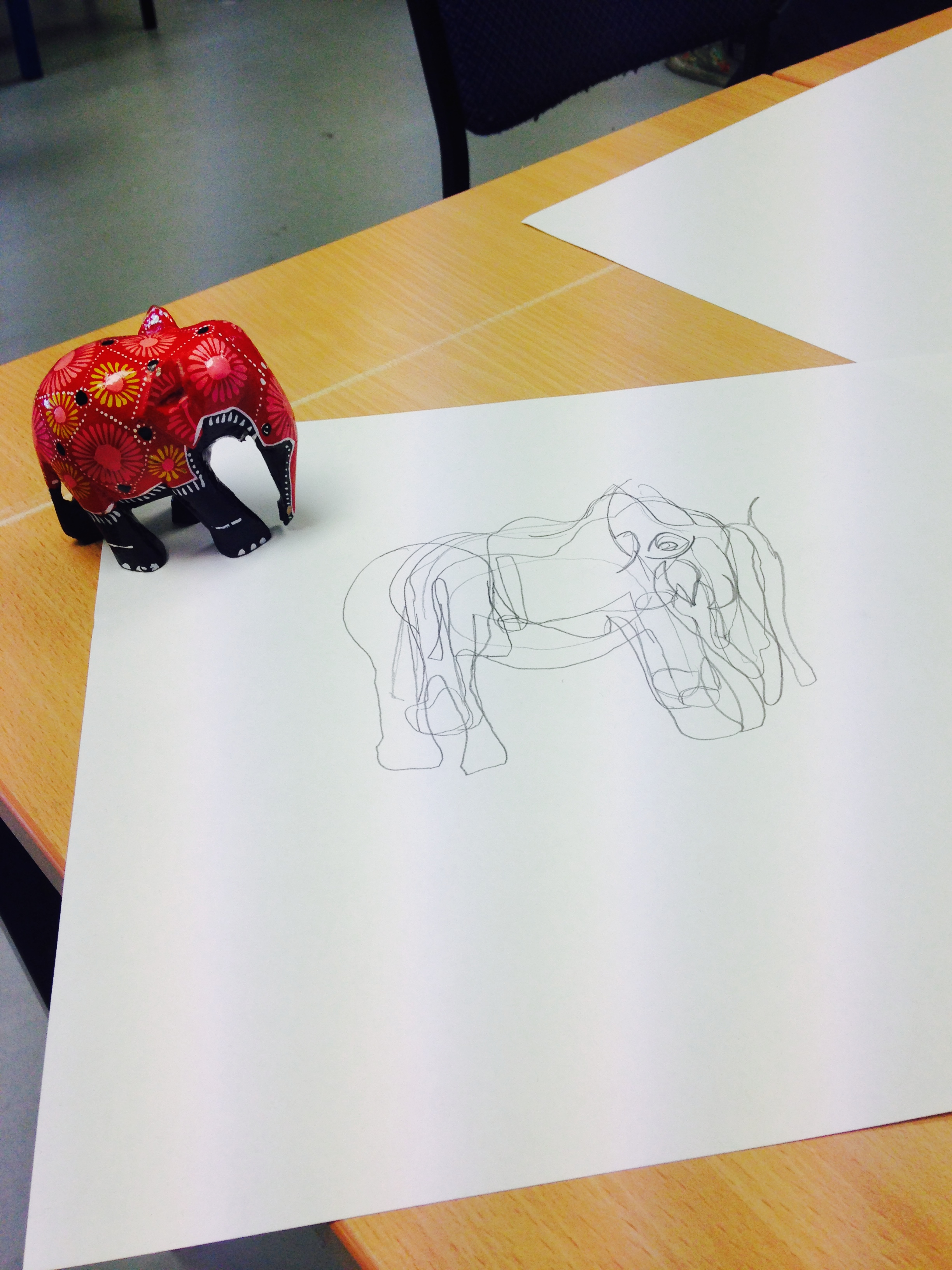 Experimental Drawing And The Art Of The Worksheet