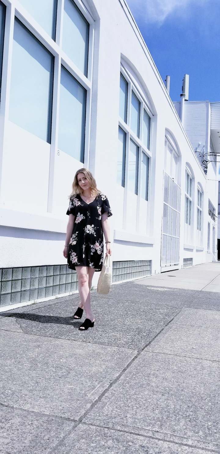 The Everyday Dress -With Dynamite Clothing