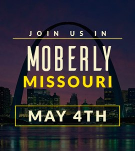 Single Mom's Conference in Moberly, Missouri on May 4th