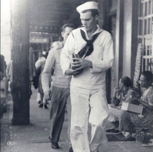 Bill Rosel, U.S. Navy