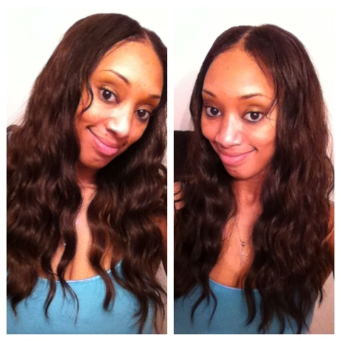 U Part Wig: Step by Step Application