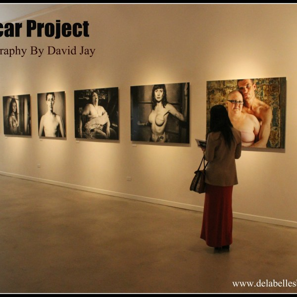 """The SCAR Project by David Jay """"It's Not Just A Pink Ribbon"""""""