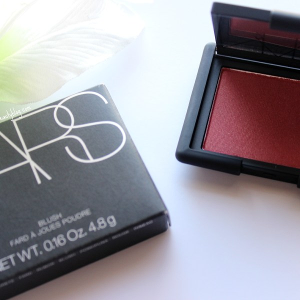 NARS Outlaw Blush Review