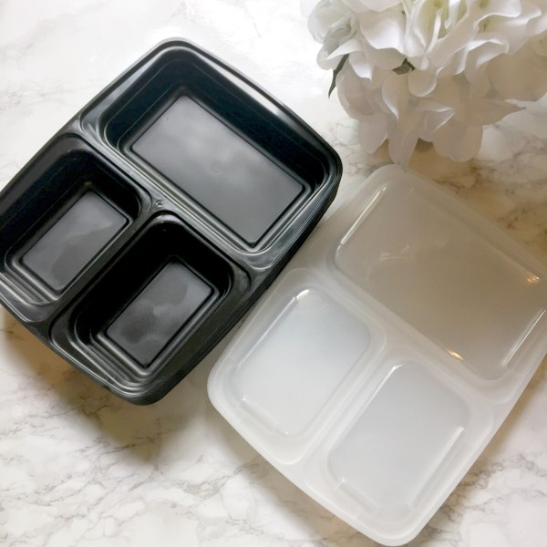My Go-To Meal Prep Containers