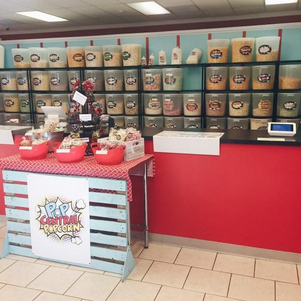 pop central popcorn beaumont texas