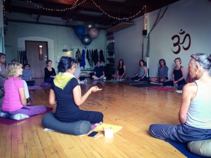 OM Chanting in Rochester, NY