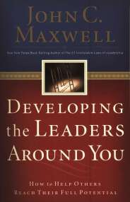 developing the leader around you