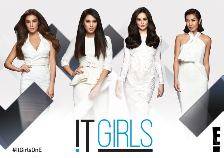 It Girls Official Poster