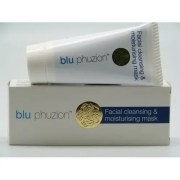 The Blu Phuzion™ Facial Cleansing and Moisturising Mask