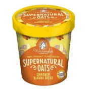 Wazoogles Supernatural Oats Pot - Cinnamon Banana Bread