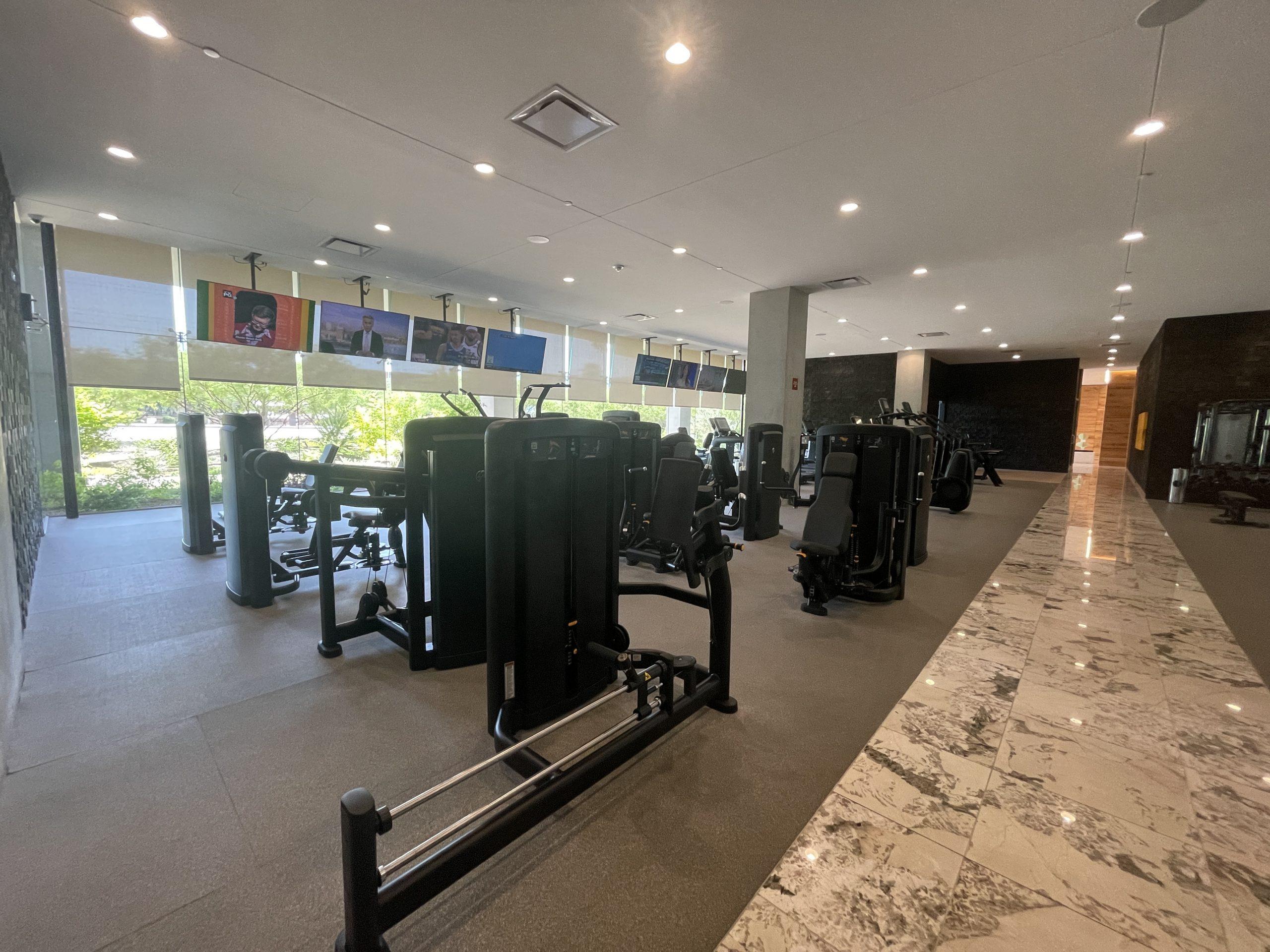 Opotima Kierland Fitness Equipment
