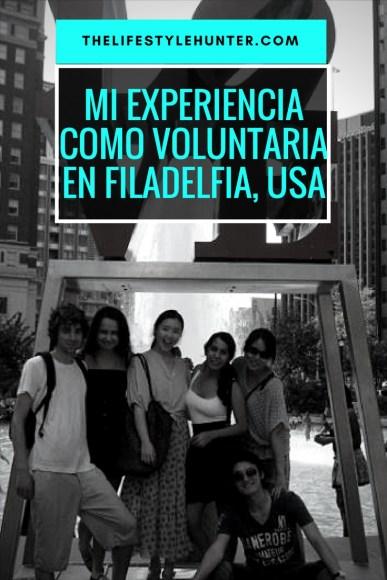 #thelifestylehunter #pilarnoriega Voluntariado en el extranjero: estados unidos, estados unidos filadelfia, voluntariado en estados unidos, voluntariado estados unidos, voluntariado extranjero, voluntario, voluntaria, voluntarios, voluntarias, proyecto de voluntariado, proyecto voluntariado, trabajo voluntario, ayudar, ong, trabajar ong, trabajar en ong