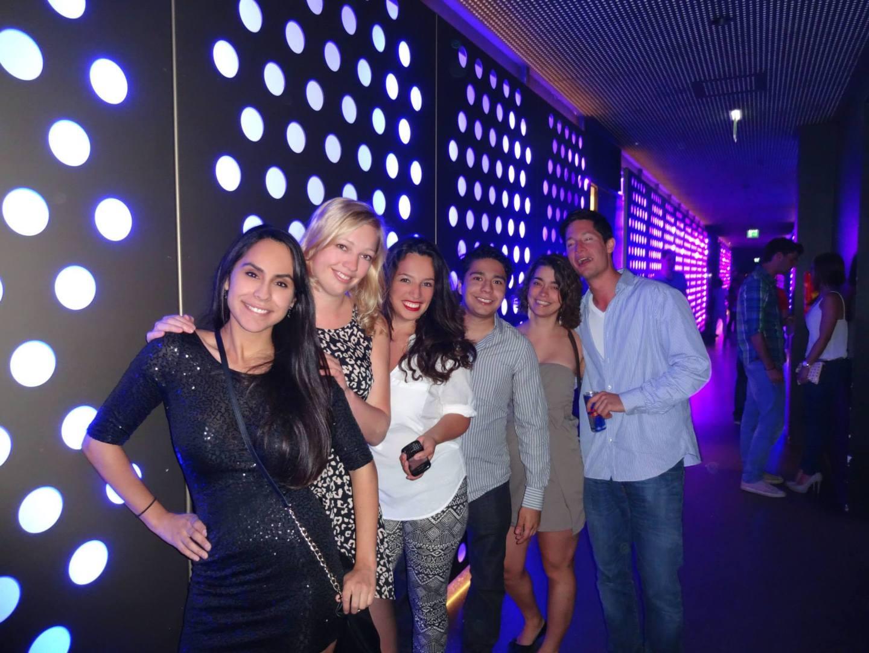 Austria - Nightclub