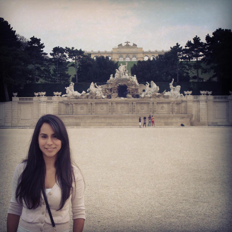 Palacio Schonbrunn Austria
