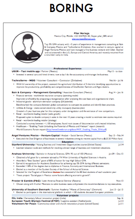 How To Create A Professional Cv That Will Get You The Job The