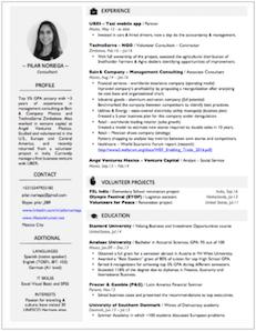 Good CV