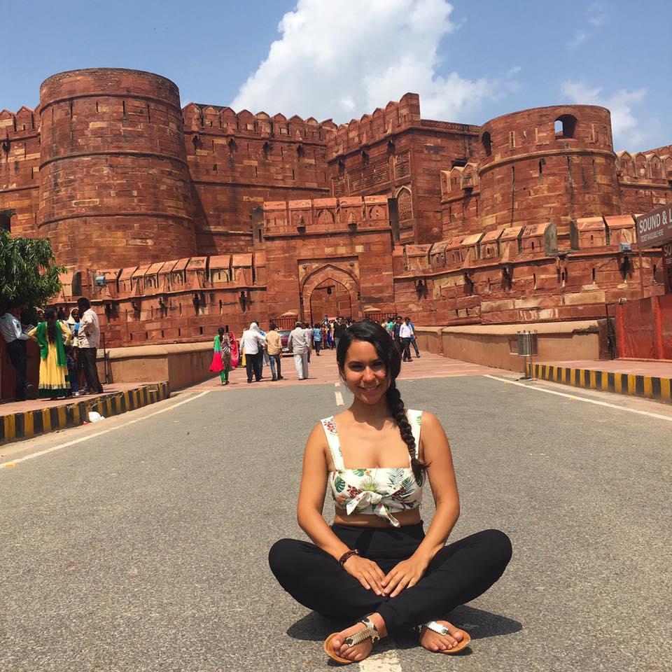 India Fuerte de Agra