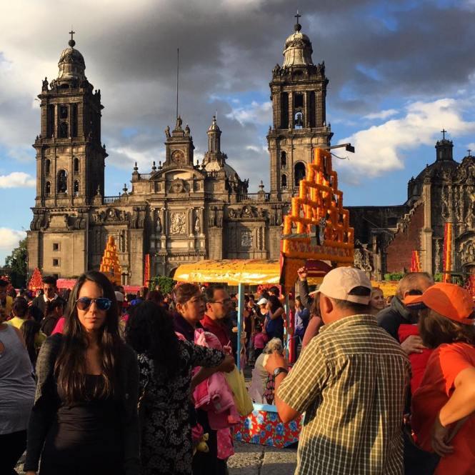 Mexico Historic Center