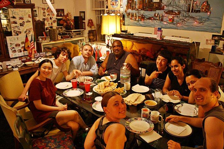 Philadelphia volunteers dinner