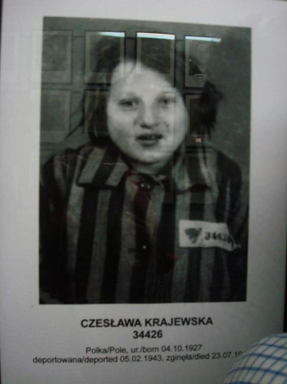 Europe - Poland - Auchwitz-Birkenau - prison