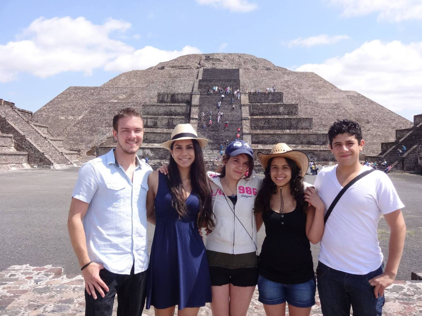Teotihuacan friends