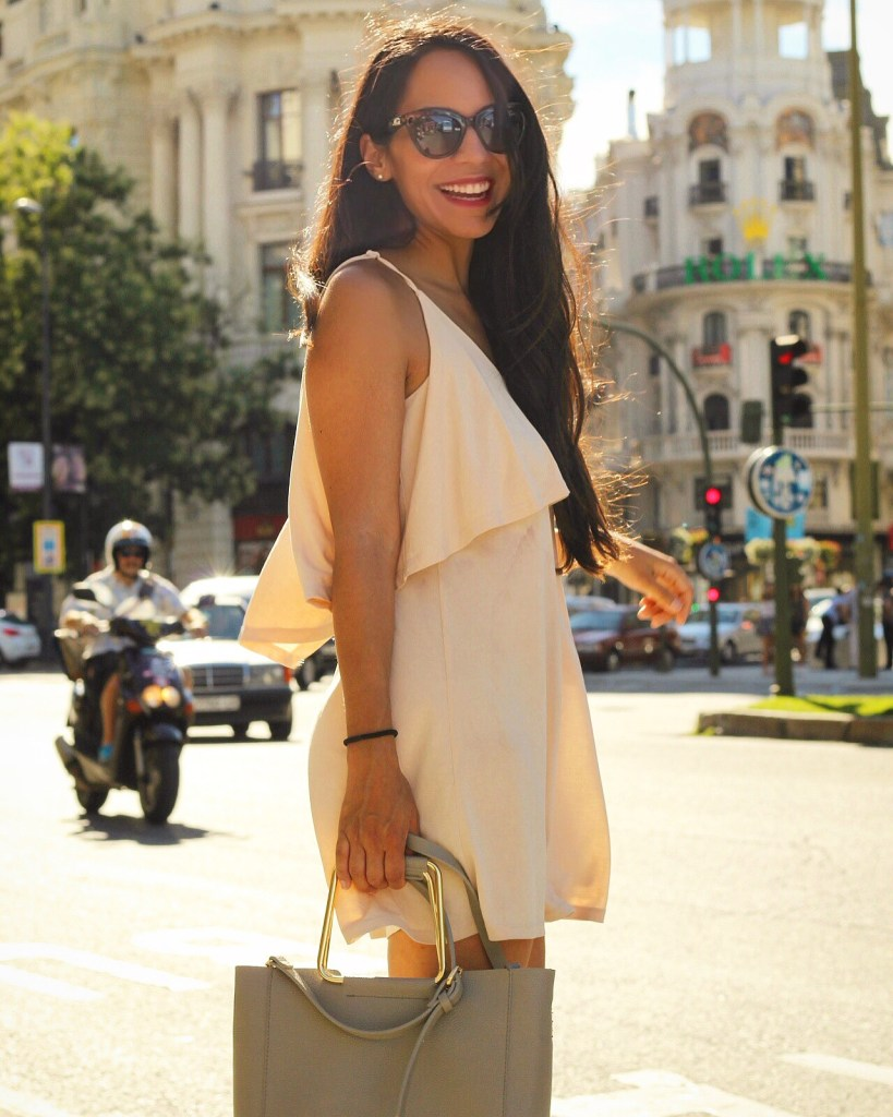 Spain Madrid Gran Via