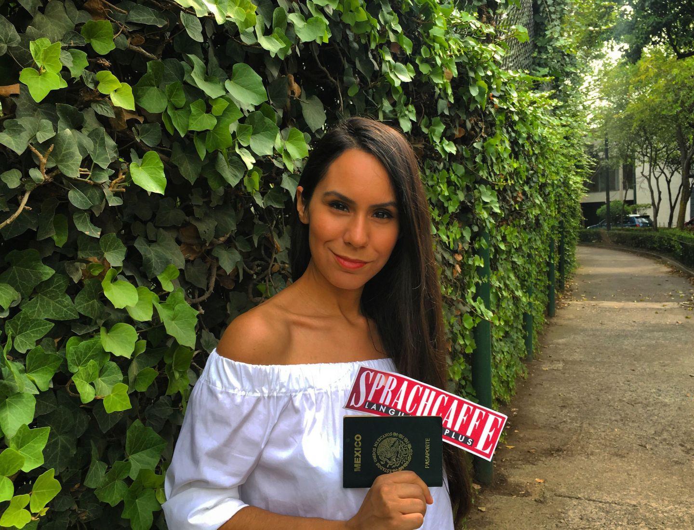 Sprachcaffe Scholarship - Pilar Noriega