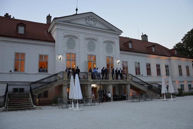 Palace - wedding - vienna - austria