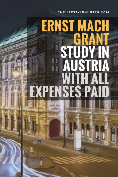#thelifestylehunter #pilarnoriega #studyabroad: Ernst Mach Grant, Austria, Vienna, grant, scholarships study abroad, scholarships undergraduate, scholarships for college, scholarships for college students, scholarships 2017, scholarships and grants, scholarships college, scholarships hacks, scholarships international, study, study tips, study motivation, study inspiration, study goals, study abroad tips, study hacks, learn, learning, education, college, university, college tips, university tips