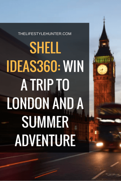 Contests - shell ideas 360 london