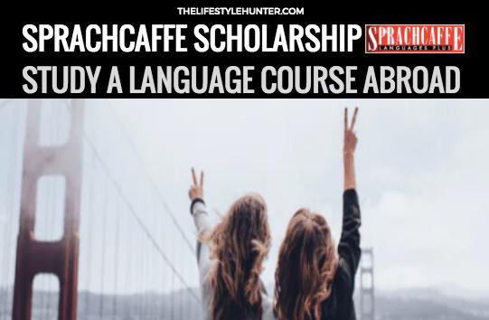Scholarships - Sprachcaffe