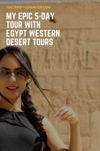 #thelifestylehunter #pilarnoriega #Travel: Africa, egypt, western desert, giza, luxor, pyramids, desert tour, travel, traveling, travelling, awesome earth, holiday, wonderful place, road trip, travel blogger, travel blog, travel diary, bucketlist, backpack, backpacking, tourist, tourism, breathtaking, lifestyle, travel style, world traveler, roadtrip, adventure, live your life, world, world captures, digital nomad, wanderlust