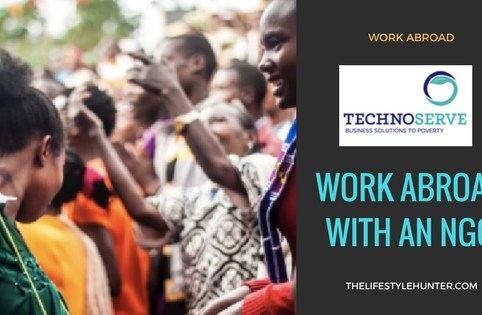 Work - TechnoServe