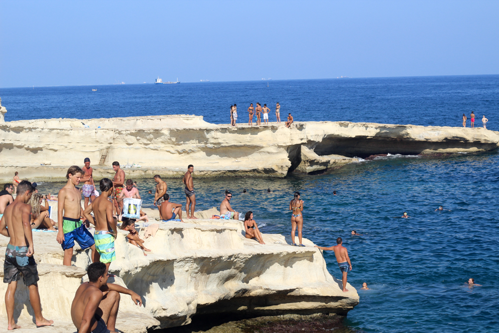 St Peters Pool - Malta