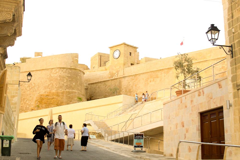 Citadel Malta - Gozo
