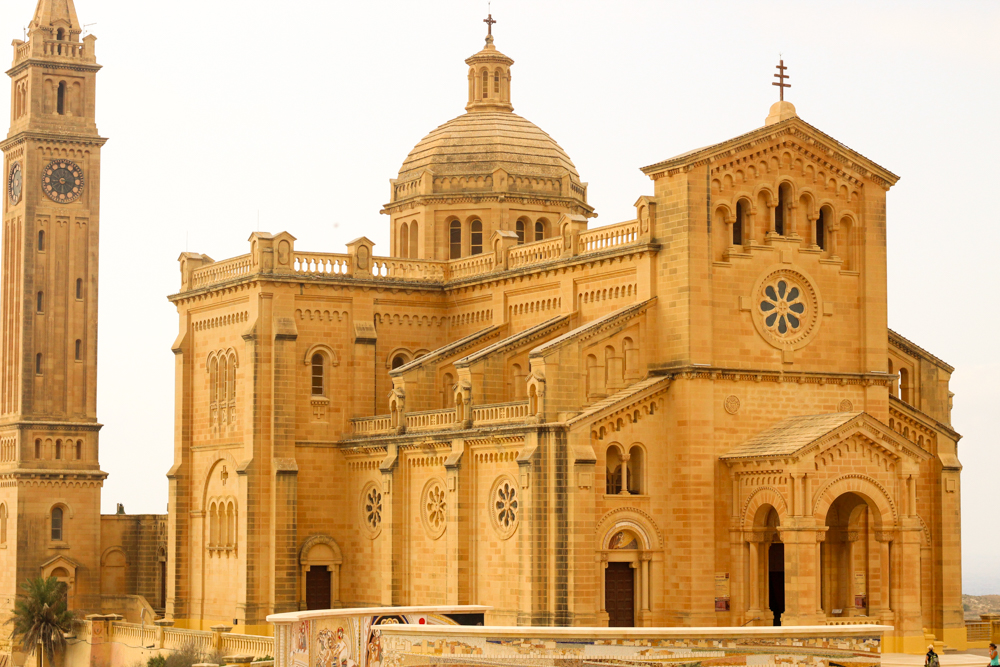 Ta pinu - Malta - Gozo